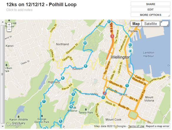 Polhill Loop