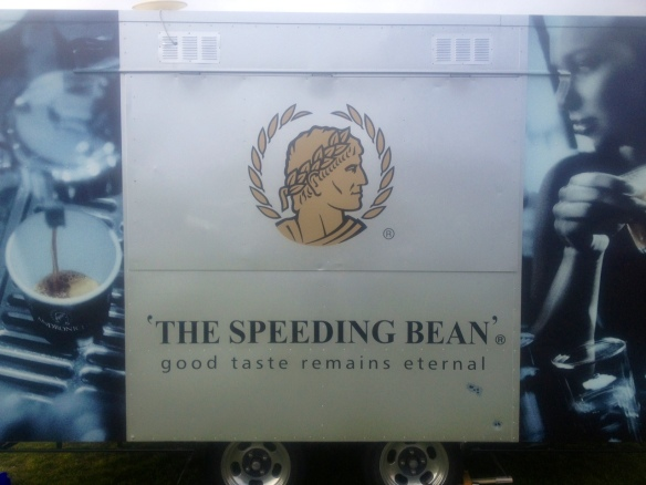 Speeding Bean - Coffee with Speed